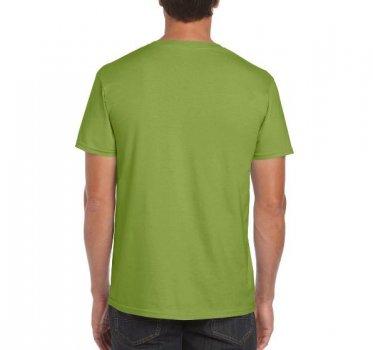 Футболка Gildan Softstyle 64000-2276C Зелена