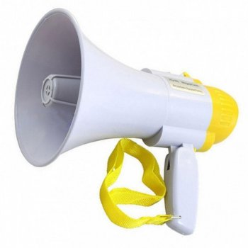 Гучномовець мегафон рупор HW 8C
