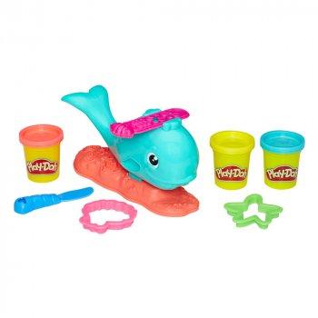 Игровой набор Play-Doh Веселый кит (E0100) (5010993462476)