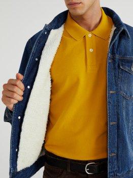 Джинсовая куртка United Colors of Benetton 2AW753EX8-901