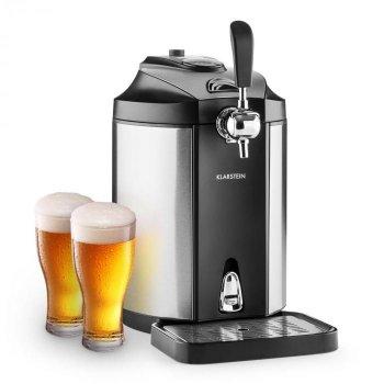 Диспенсер для пива Охладитель пива 5л Klarstein Skal (10030663)