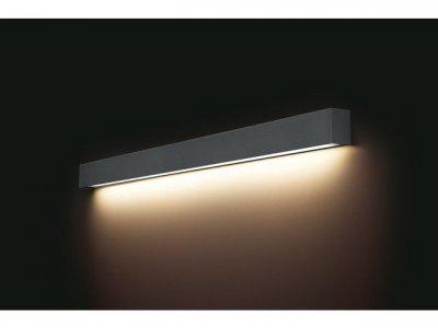 Світлодіодний світильник Nowodvorski STRAIGHT WALL LED GRAPHITE M 9617