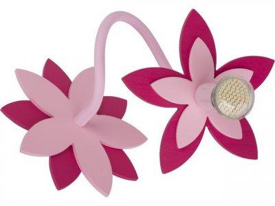 Світильник настінний Nowodvorski PINK FLOWERS 6893