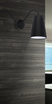 Бра TK Lighting 2447 WIRE BLACK