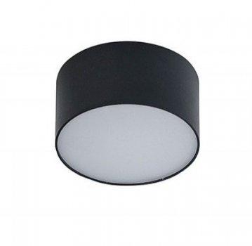 Стельовий світильник Azzardo SHR633000-10-BK Monza R 12 BK 3000K (5901238422594)