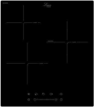 Варочная поверхность электрическая Luxor EH 445 B CH черный