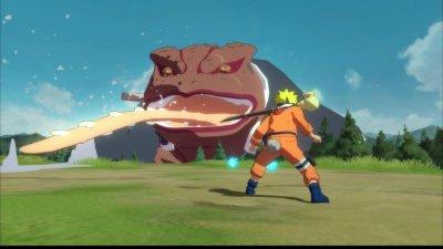 Naruto Shippuden Ultimate Ninja Storm Trilogy (англійська версія) PS4