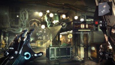 Deus Ex: Mankind Divided (російська версія) PS4