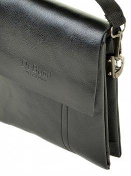 Сумка-планшет из кожзама DR. BOND 210-1 black