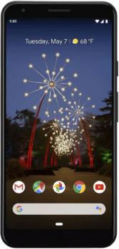 Мобільний телефон Google Pixel 3a 4/64GB Just Black