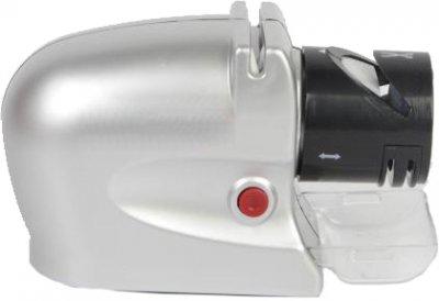 Ножеточка Supretto Острые грани электрическая 2 в 1 на батарейках (4836-0001)
