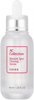 Сыворотка Cosrx AC Collection Blemish Spot Clearing Serum против несовершенств и постакне 40 мл (8809598450561)