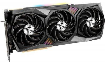 MSI PCI-Ex GeForce RTX 3090 GAMING TRIO 24GB GDDR6X (384bit) (1740/19500) (HDMI, 3 x DisplayPort) (RTX 3090 GAMING TRIO 24G)