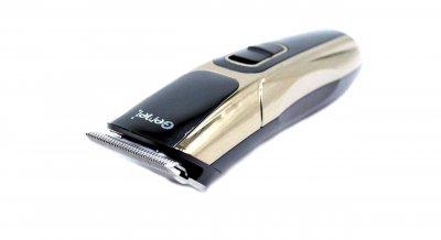 Машинка для стрижки волосся Gemei GM-6069 з 4-ма насадками