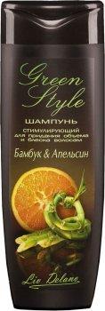 Шампунь Liv Delano Бамбук&Апельсин Стимулирующий для придания объема и блеска волосам 400 г (4811248001867)