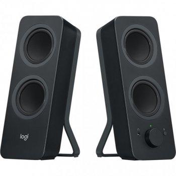 Активная акустика Logitech Z207 Bluetooth Computer Speakers - Black