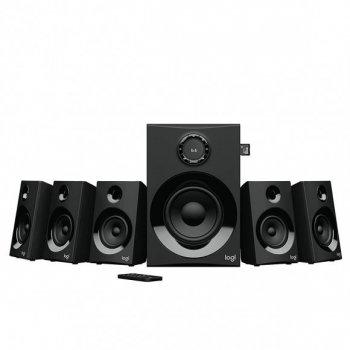 Акустическая система Logitech Z607 5.1 Surround Sound with Bluetooth - Black