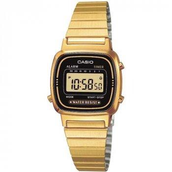 Годинник наручний Casio Collection LA670WEGA-1EF