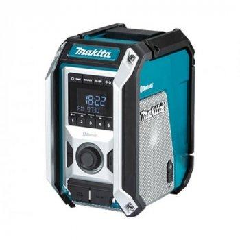 Акумуляторний радіоприймач Makita DMR114 з функцією Bluetooth (без АКБ і ЗУ)