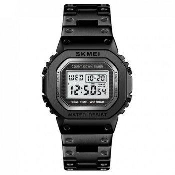 Мужские часы Skmei 1456 Black