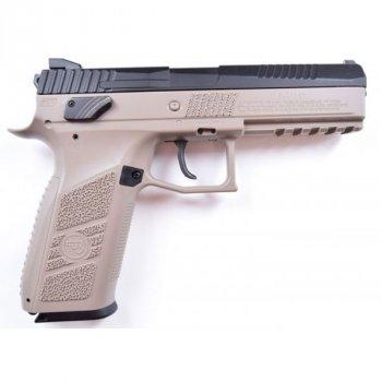 Пистолет пневм. ASG CZ P-09 Pellet DT-FDE Blowback, 4,5 мм