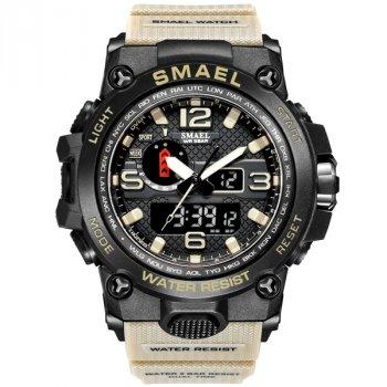 Чоловічі годинники Smael Khaki 4606 157784