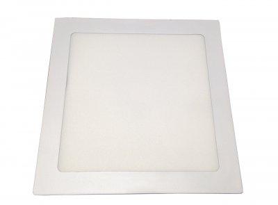 Панель LUMANO LED вбудована LUSQ-18C 4000K 18W квадрат (225*225*10) алюміній