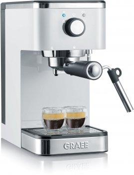 Кофеварка эспрессо Graef ES401EU