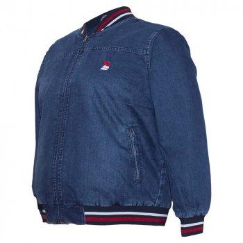 Джинсовая куртка DEKONS ku00413443 синий