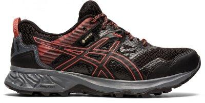 Кросівки Asics GEL-SONOMA 5 G-TX чорний/бордовий c-1012A567-002