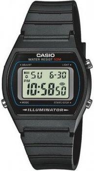 Чоловічий наручний годинник Casio W-202-1AVEF