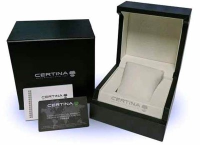 Чоловічий наручний годинник Certina C001.427.11.057.00