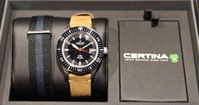 Чоловічий наручний годинник Certina C036.407.16.050.00