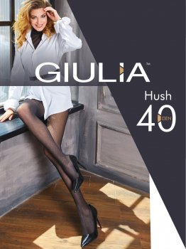 Колготки Giulia Hush Nero