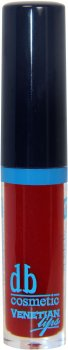 Рідка помада db cosmetic лакова Venetian Lips Rossetto №107 6 мл (8026816107018)