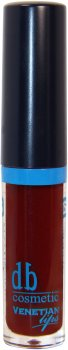 Рідка помада db cosmetic матова Venetian Lips Mattissimo №206 6 мл (8026816206018)