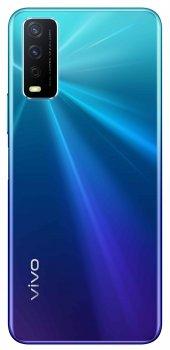 Мобильный телефон Vivo Y12s 3/32GB Nebula Blue (6935117828640)