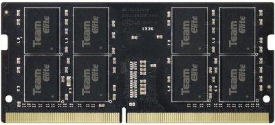 Оперативная память Team Elite SODIMM DDR4-3200 32768MB PC4-25600 (TED432G3200C22-S01)