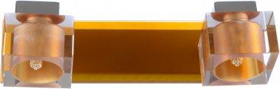 Світильник спотовий Brille HTL-147/2 G9 Orange (L62-002)