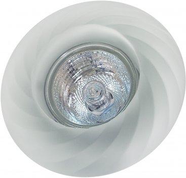 Світильник точковий Brille HDL-G06 white (162014)