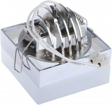 Світильник точковий Brille HDL-DS 17 TECNO-170 CHR (163222)