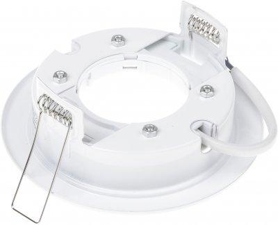 Світильник точковий Brille HDL-DS 154 WH for LED GX53 (32-352)