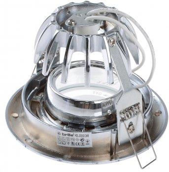 Світильник точковий Brille HDL-DS 82 CHR (163410)