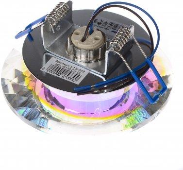 Світильник точковий Brille HDL-G172 CH CL (L13-002)