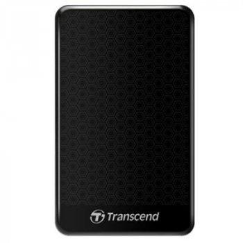 "Внешний жесткий диск 2.5"" 2TB Transcend (TS2TSJ25A3K)"