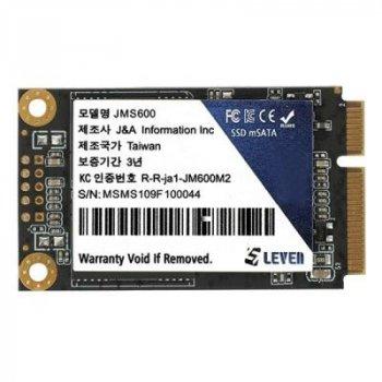Накопитель SSD mSATA 256GB LEVEN (JMS600-256GB)