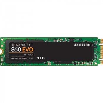 Накопитель SSD M.2 2280 1TB Samsung (MZ-N6E1T0BW)