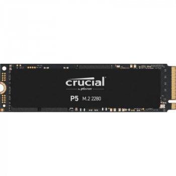 Накопитель SSD M.2 2280 2TB MICRON (CT2000P5SSD8)