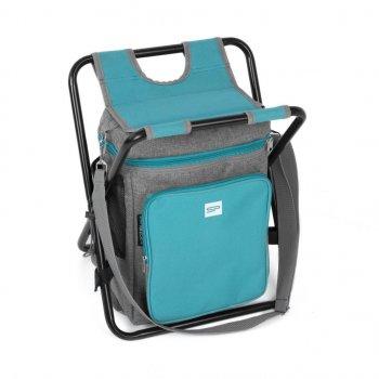 Термосумка-рюкзак Spokey Mate 40 л Сіра (921904)