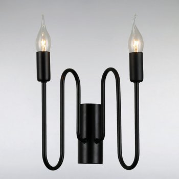 Бра Light House LS-13364-2 BK чорне